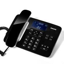 黑色白色有绳电话座式经典方形全国联保 CORD 492电话机