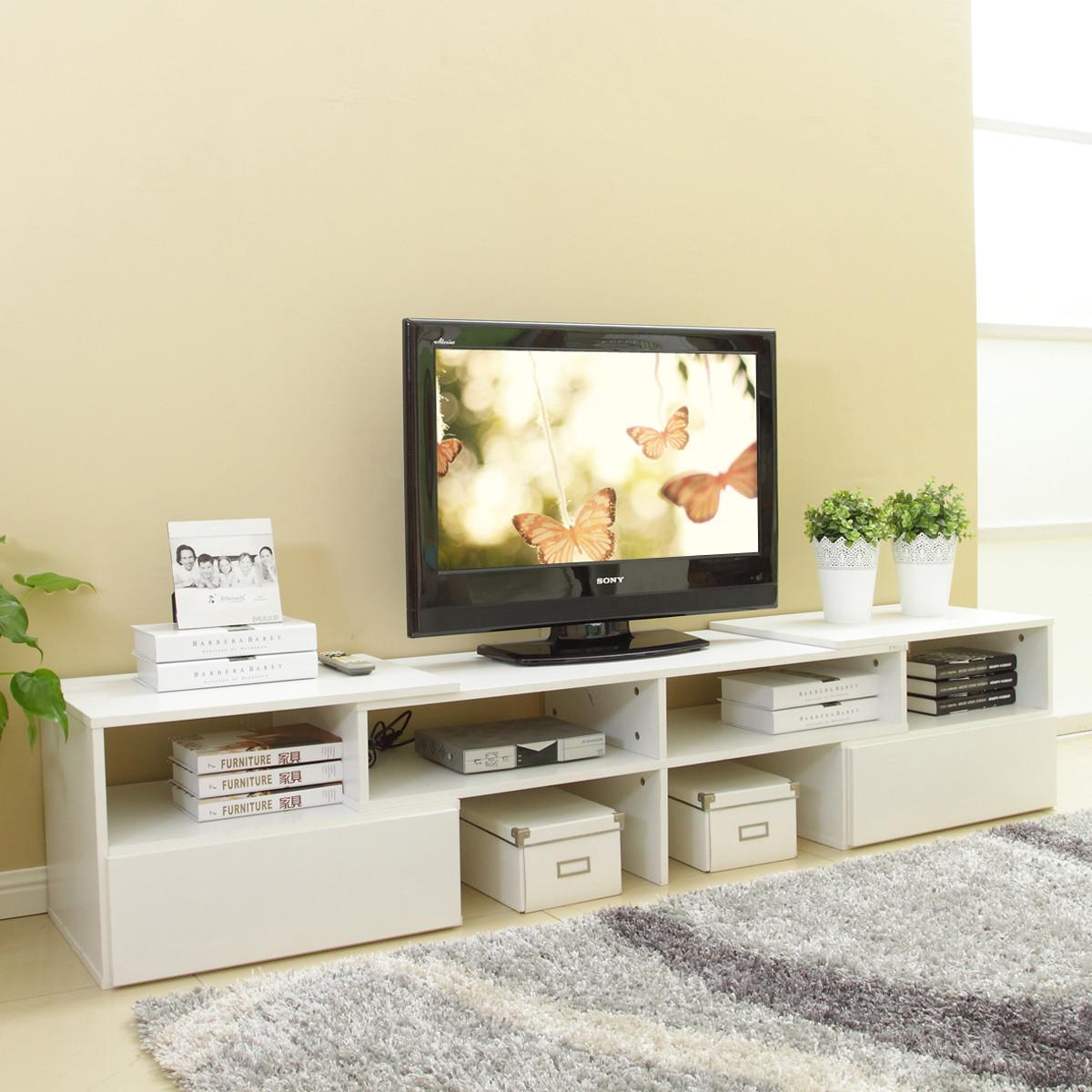 美达斯人造板刨花板三聚氰胺板成人简约现代电视柜