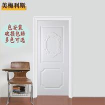 木烤漆平开K79门式 门