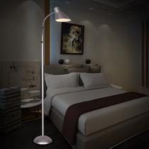 简约现代电镀LED 落地灯