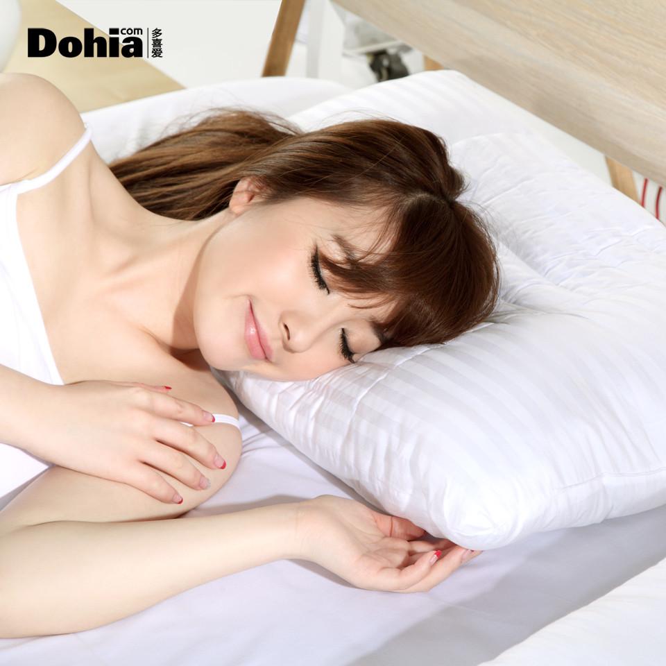 多喜愛 決明子平紋棉布花草長方形 115021330180500枕頭