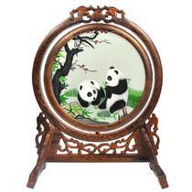 艺术品装饰现代中式 101010109刺绣