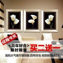 平面有框单幅价格植物花卉喷绘 装饰画