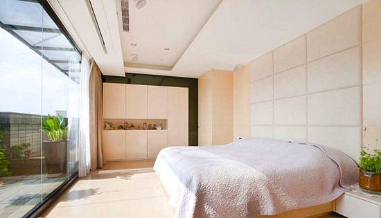 你的美梦8款小清新风格卧室!家装热线:15500799269