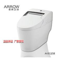箭牌卫浴 喷射虹吸式连体智能坐便器/马桶AKB1158