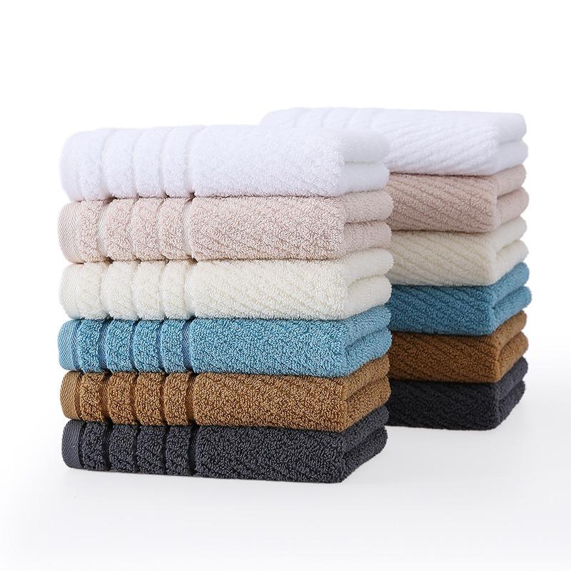 亚光 纯棉面巾百搭型 FXZ008毛巾