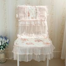 蕾丝标准餐椅可用 椅套