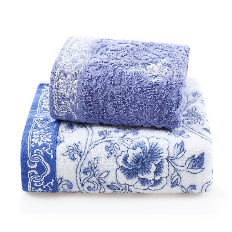 亚光 纯棉YG186152-2面巾百搭型 面巾