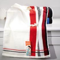 纯棉8068(4条装)面巾百搭型 面巾