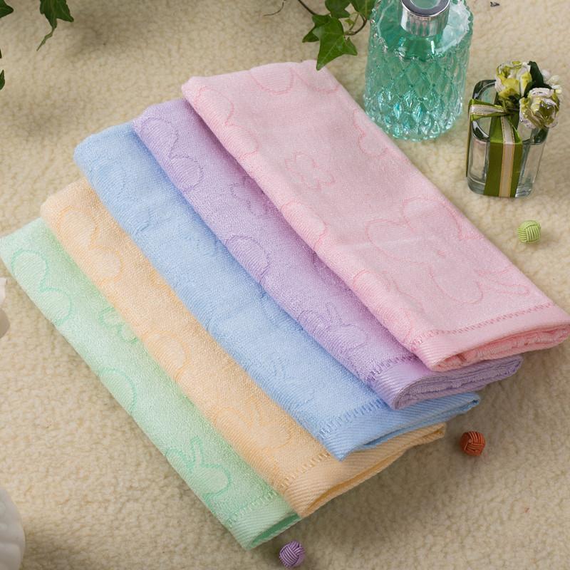 双灯 竹纤维</=5s洁面美容毛巾百搭型 毛巾