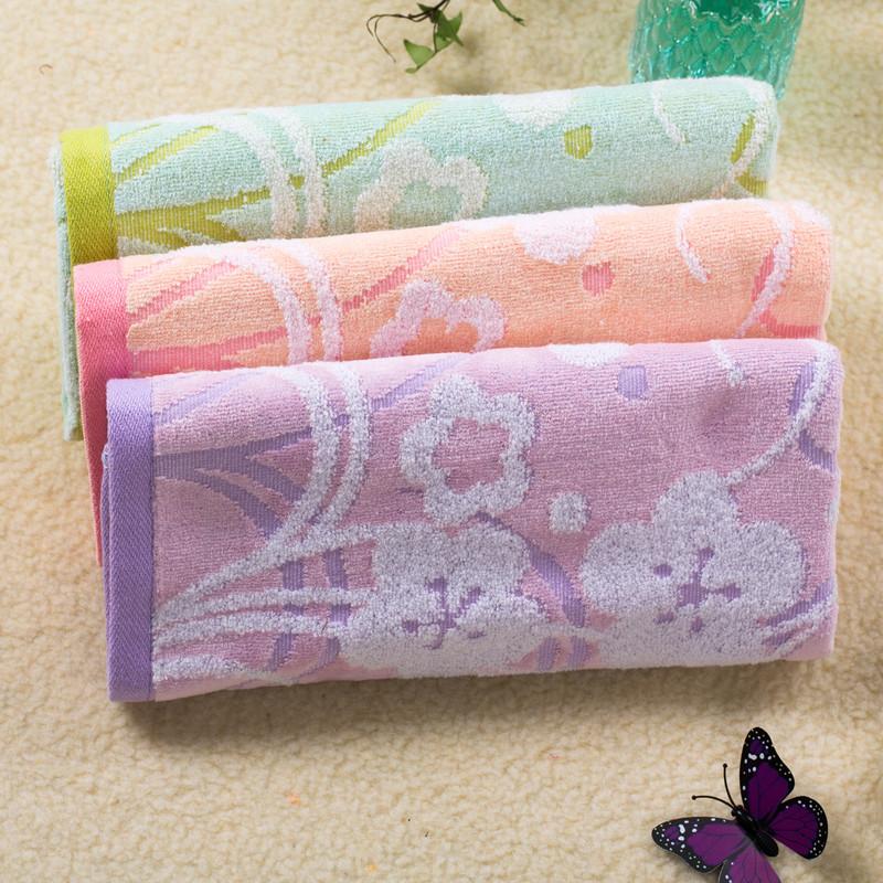双灯 纯棉面巾百搭型 X-1096-T毛巾