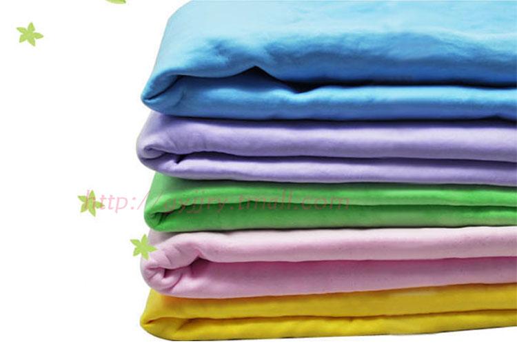 易每凈 中號(袋裝)個人洗漱/清潔/護理通用 干發巾