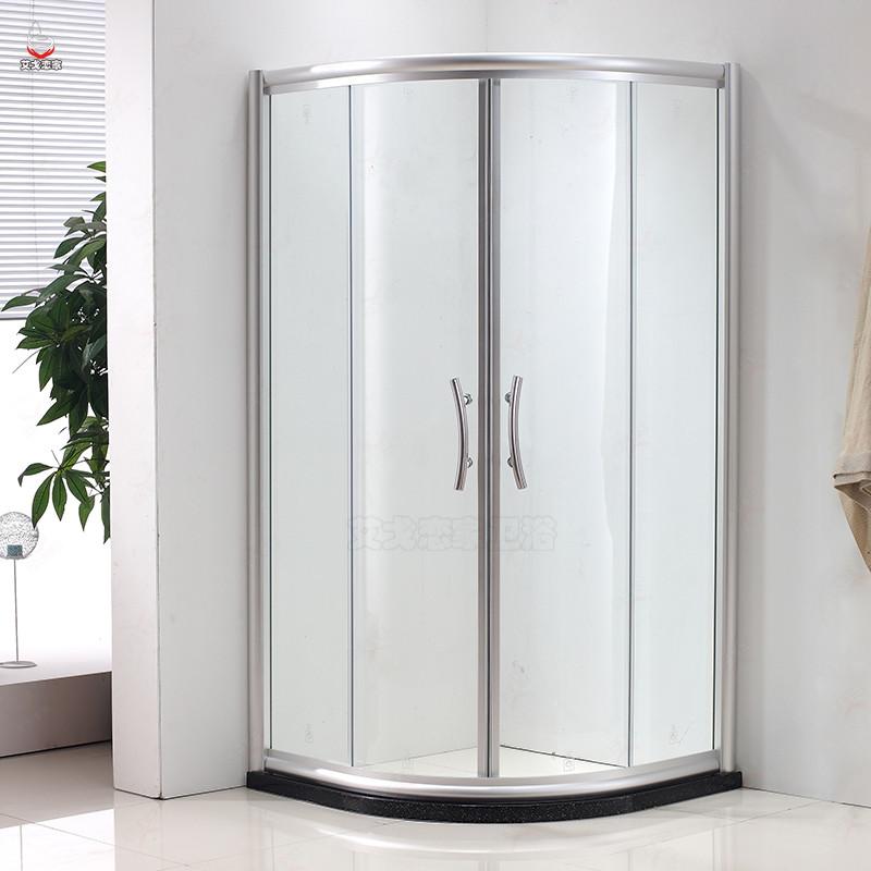 艾戈恋家 移门式弧扇型 H-SH43淋浴房