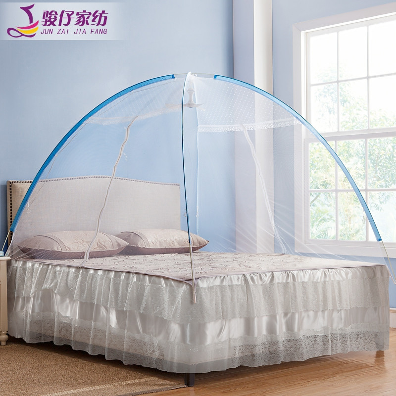 骏仔 玻璃纤维管WZ-004蚊帐蒙古包式通用 蚊帐