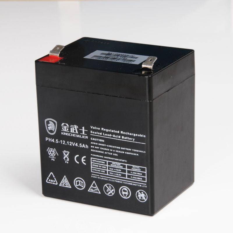 金武士 计算机系统 SH-4.5AH蓄电池