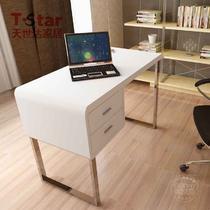组装电脑桌密度板/纤维板储藏单个简约现代 书桌