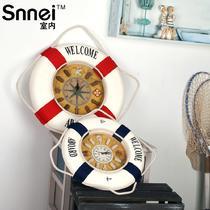 单面地中海 S16L挂钟