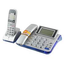 数字无绳铃声选择来电存储座式子母机全国联保 电话机
