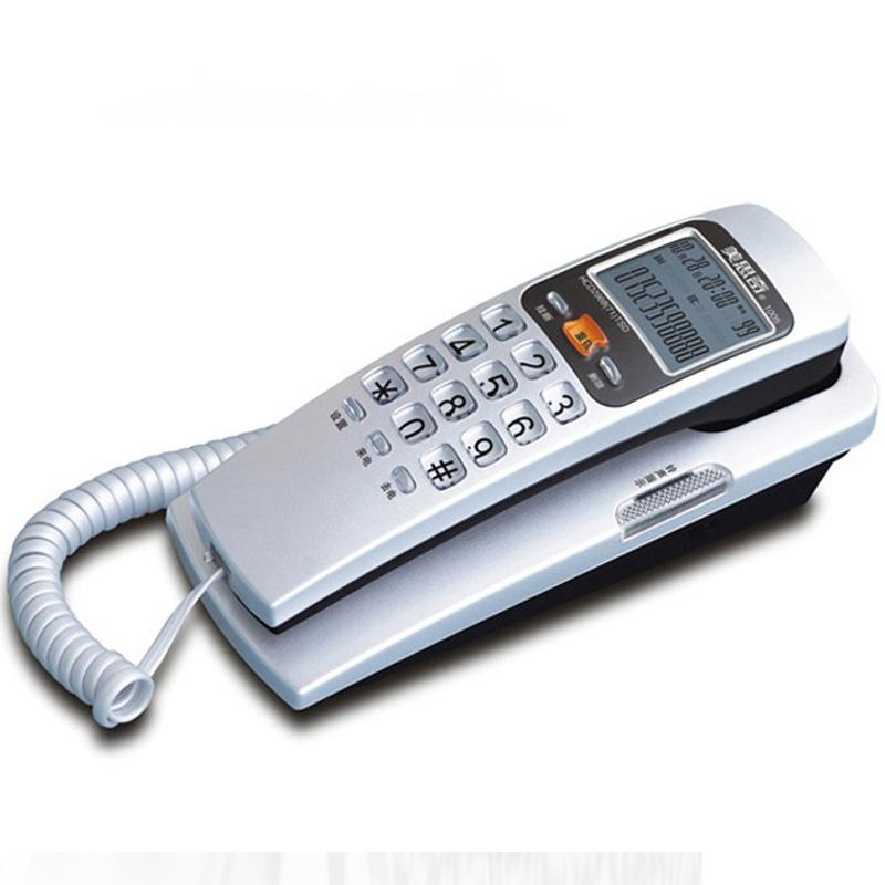 美思奇 有绳电话铃声选择来电存储壁挂式全国联保 电话机