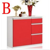 刨花板/三聚氰胺板框架结构多功能简约现代 餐边柜7餐边柜