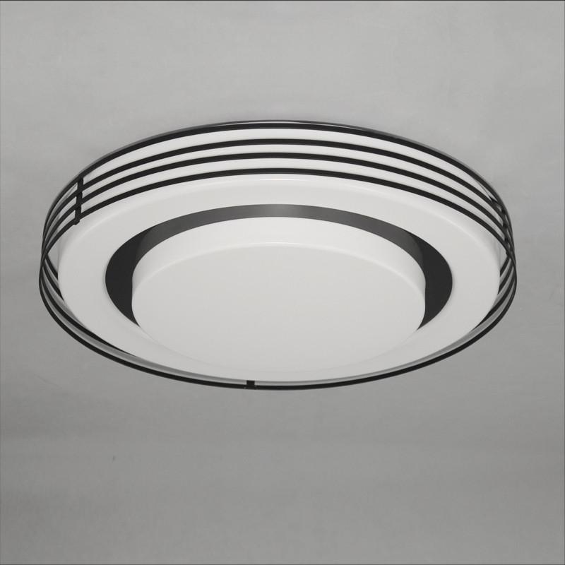 维玛 简约现代吹塑圆形节能灯led p-153吸顶灯