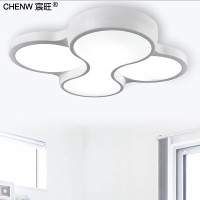 宸旺 有機玻璃樹脂簡約現代節能燈LED 吸頂燈