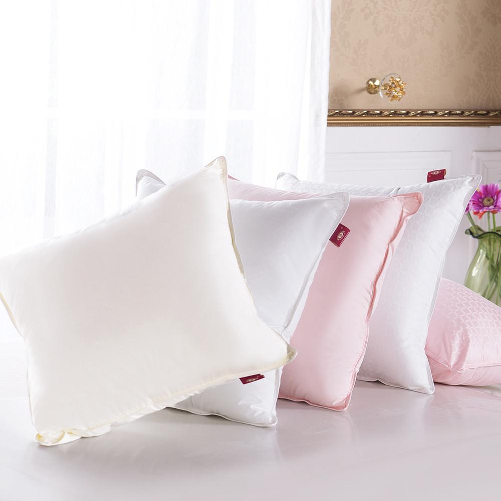 百合情 布靠垫芯/抱枕芯化纤纯色 抱枕