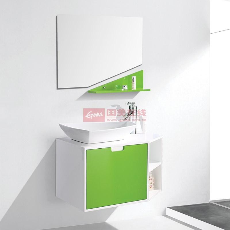 凯鹰实木-浴室柜组合浴室柜