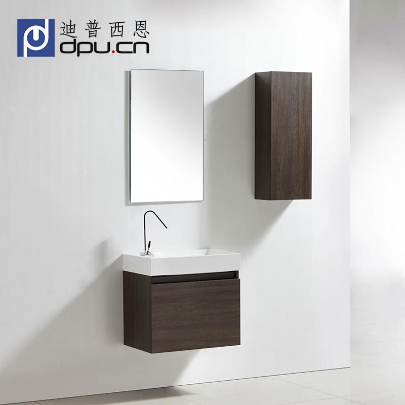 迪普西恩三聚氰胺板级北欧宜家浴室柜