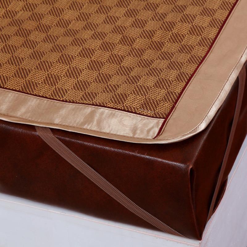 开心雷藤床席一等品折叠式凉席藤席