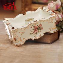 陶瓷 YHG011烟灰缸