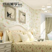 压花有图案卧室田园 RB44101墙纸