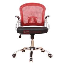 蓝色系高弹性记忆海绵职工椅/电脑椅上海现代简约 QZ-JJ-13椅子