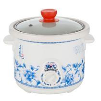白色白瓷全国联保煲汤煮粥炖机械式 电炖锅
