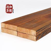 花旗松 板材碳化木