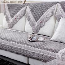 布圆圈组合沙发简约现代 沙发垫