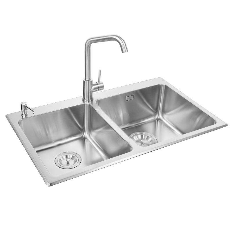 帕布洛 不銹鋼 SER920cd套餐水槽