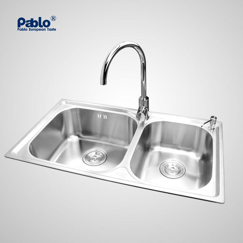 帕布洛 PTS720A套餐不銹鋼 水槽