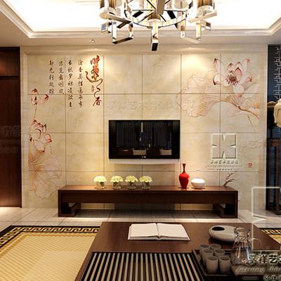孚祥内墙现代中式瓷砖