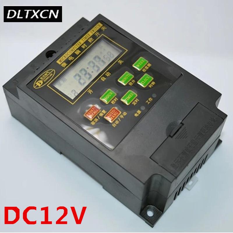 东兰电气 kg316t/ dc12v节电器定时器