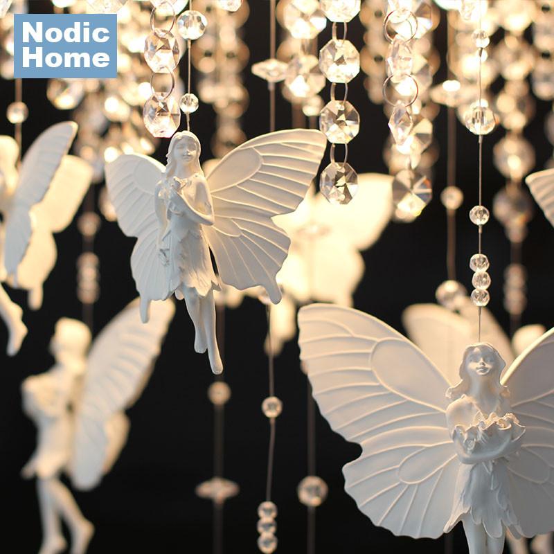 北欧美家北欧宜家电镀白炽灯节能灯吸顶灯