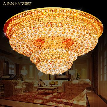艾斯尼欧式电镀白炽灯节能灯吸顶灯