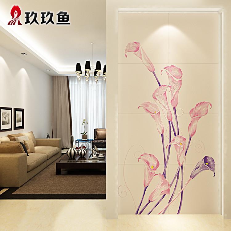 玖玖鱼纯色内墙简约现代瓷砖