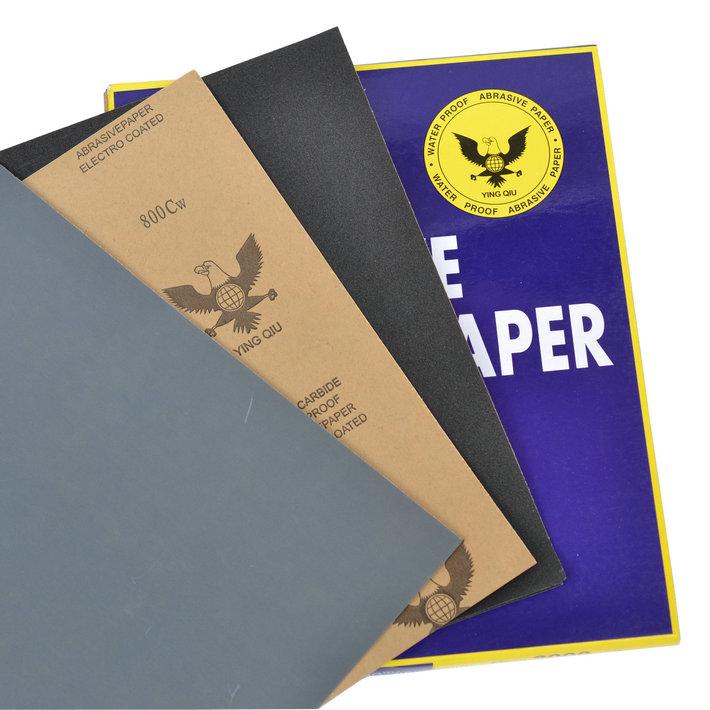 鹰球砂纸*涂料