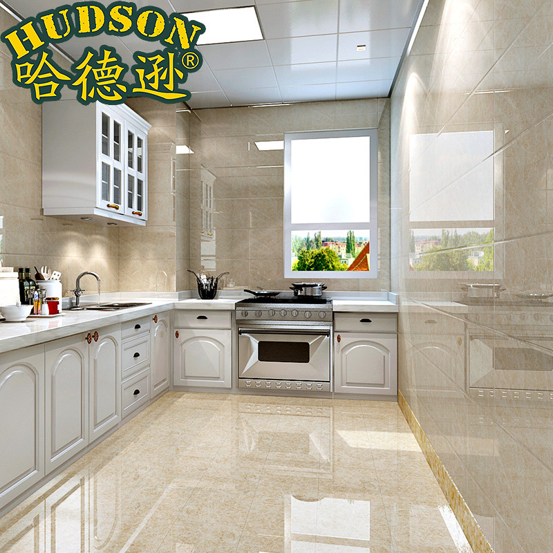 哈德逊 仿石纹室内地砖简约现代 HDCW29-1 翡翠玉墙砖 HDCW29-2 地砖瓷砖