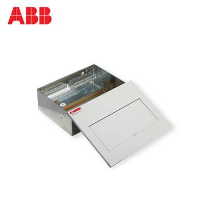 【abb配电箱】23强电箱 acm系列 全金属 暗装