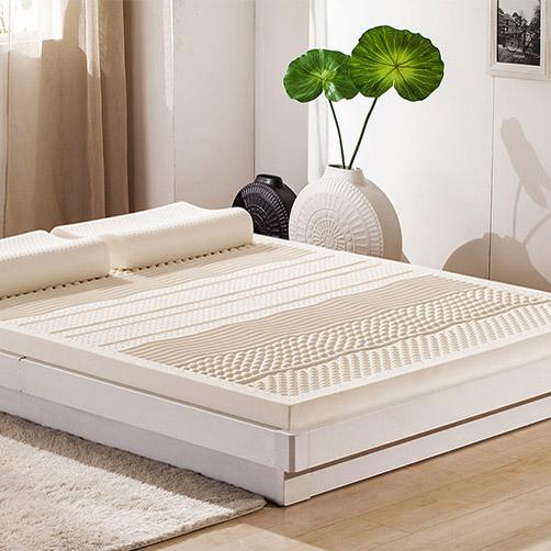 果之眠 乳胶成人 乳胶床垫七区按摩款式床垫