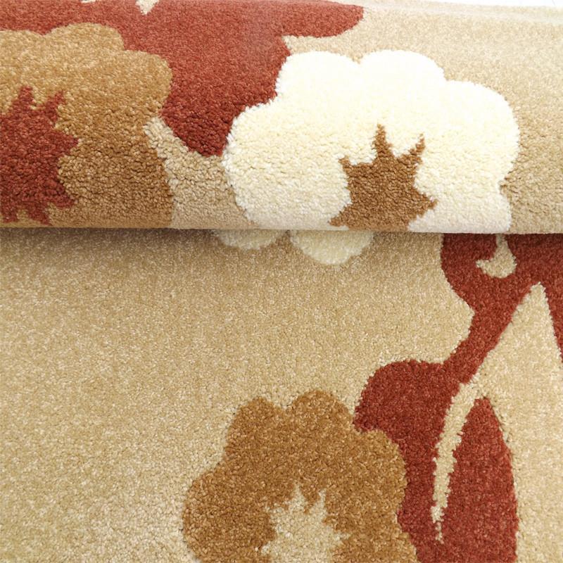 东方 化纤欧式丙纶几何图案长方形欧美机器织造 地毯