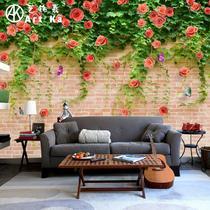 印花有图案客厅卧室田园 墙纸