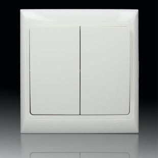 西蒙 象牙白86型 Simon/西蒙   J60398开关